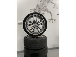 """Originální zánovní sada kol 20"""" Audi A6/S7 (4G) Rotor 4G0601025BP"""